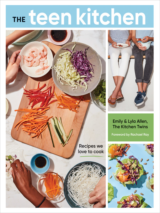 Cover of The Teen Kitchen