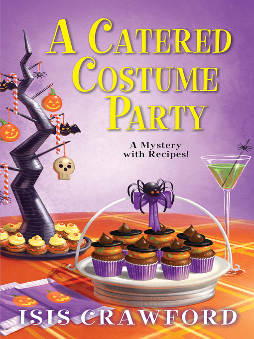 Cover of A Catered Costume Party