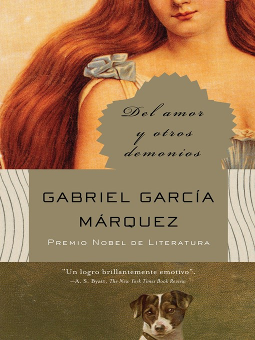 Title details for Del amor y otros demonios by Gabriel García Márquez - Available