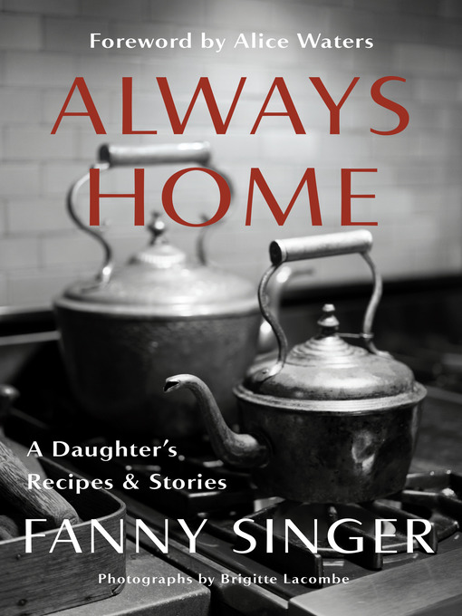 Title details for Always Home by Fanny Singer - Wait list