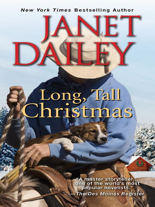 Title details for Long, Tall Christmas by Janet Dailey - Wait list
