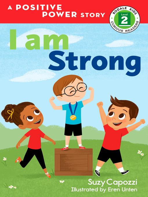 Title details for I Am Strong by Suzy Capozzi - Wait list
