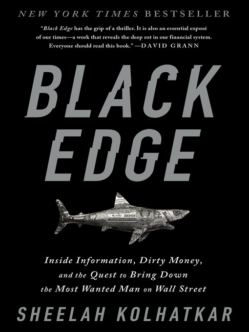 Title details for Black Edge by Sheelah Kolhatkar - Wait list