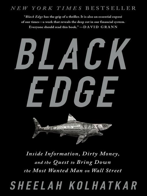 Black Edge - The Free Library of Philadelphia - OverDrive