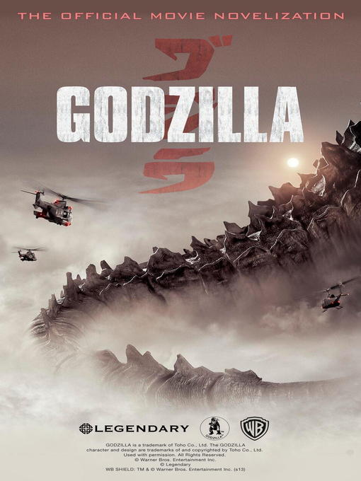 Title details for Godzilla by Greg Cox - Available