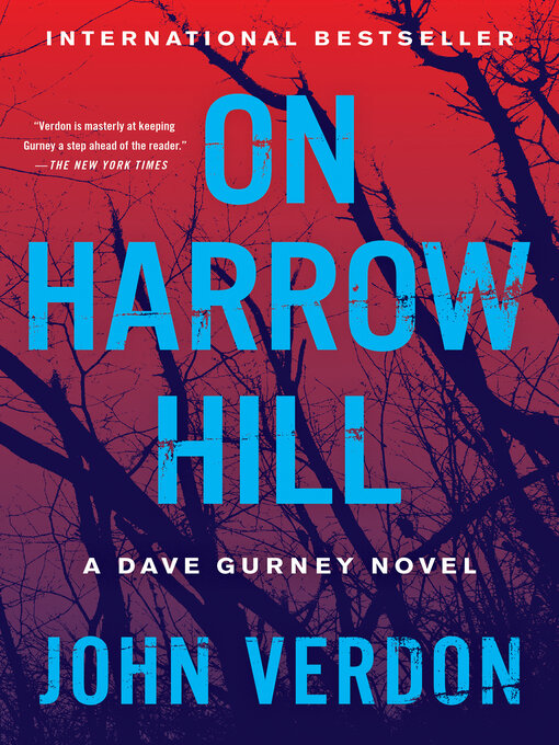 Title details for On Harrow Hill by John Verdon - Available