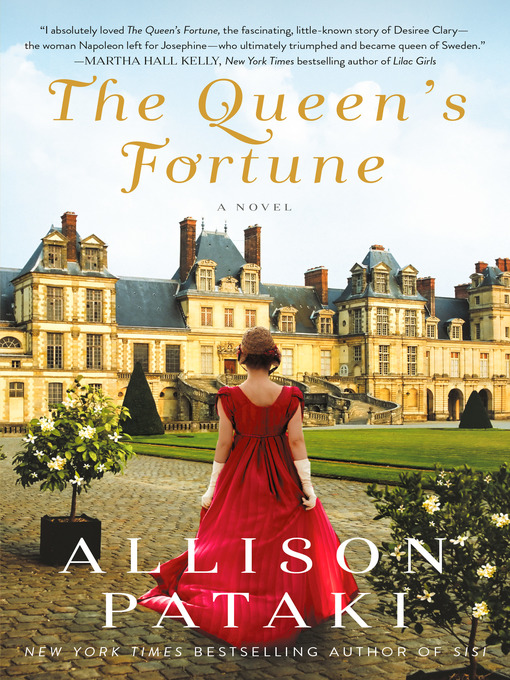 Title details for The Queen's Fortune by Allison Pataki - Wait list