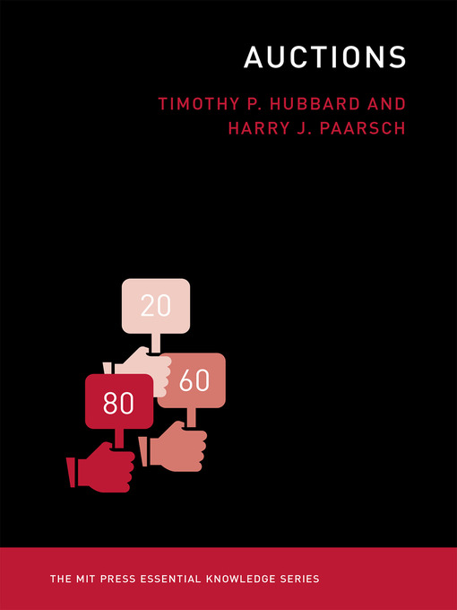 Title details for Auctions by Timothy P. Hubbard - Available