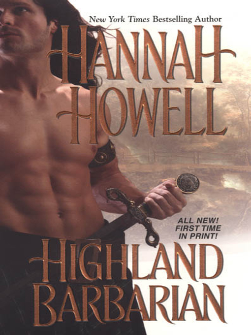 Title details for Highland Barbarian by Hannah Howell - Wait list