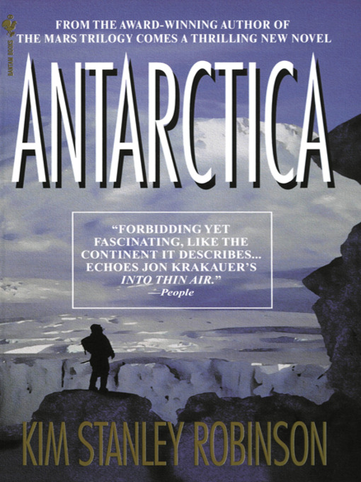 Title details for Antarctica by Kim Stanley Robinson - Available