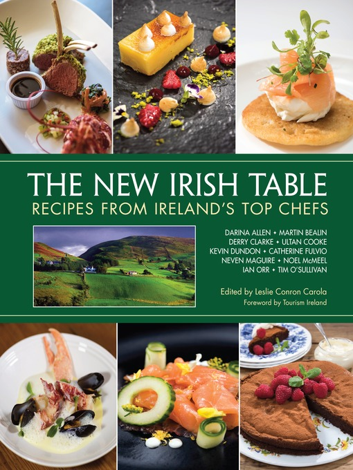 Title details for The New Irish Table by Leslie Conron Carola - Wait list