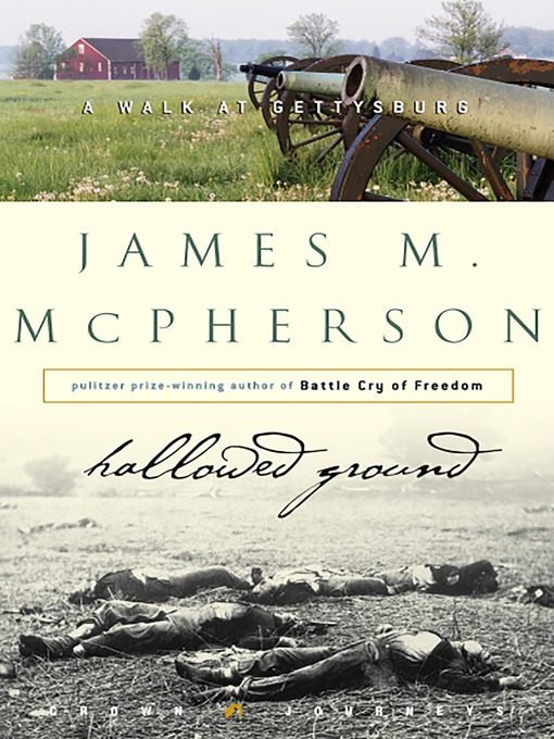 Title details for Hallowed Ground by James M. McPherson - Wait list
