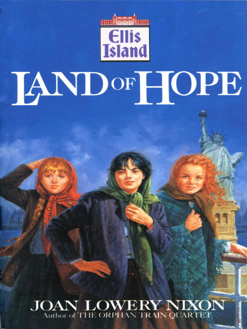 Title details for Land of Hope by Joan Lowery Nixon - Available