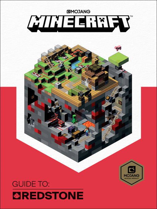 Title details for Guide to Redstone by Mojang Ab - Wait list