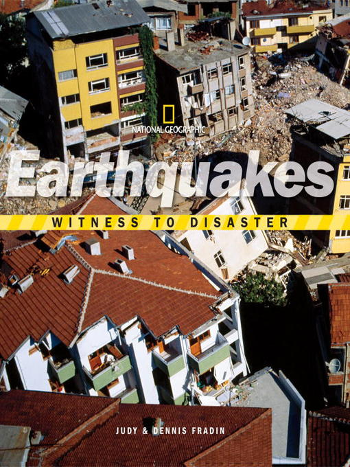 Title details for Earthquakes by Judy Fradin - Available