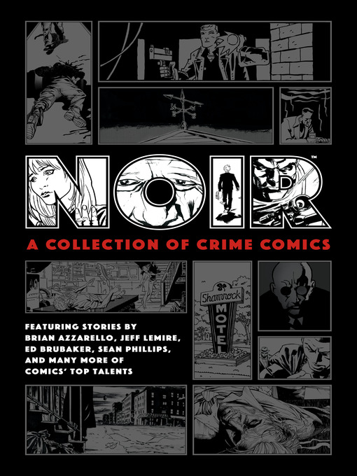Title details for Noir by Ed Brubaker - Available