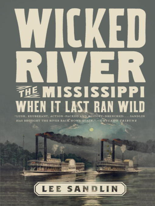 Title details for Wicked River by Lee Sandlin - Wait list