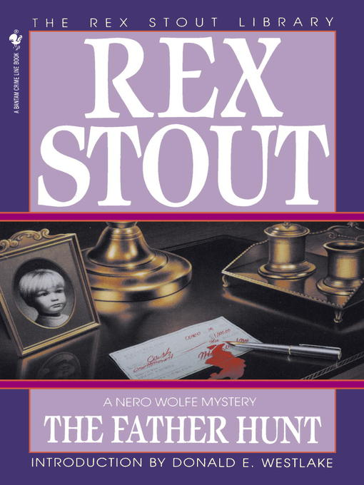 Title details for The Father Hunt by Rex Stout - Available
