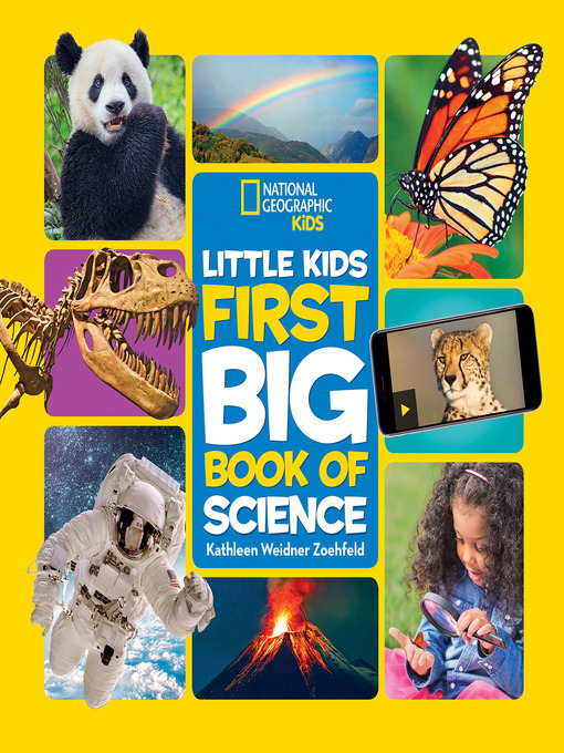 Title details for National Geographic Little Kids First Big Book of Science by Kathleen Weidner Zoehfeld - Wait list