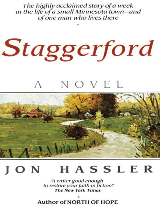 Title details for Staggerford by Jon Hassler - Available