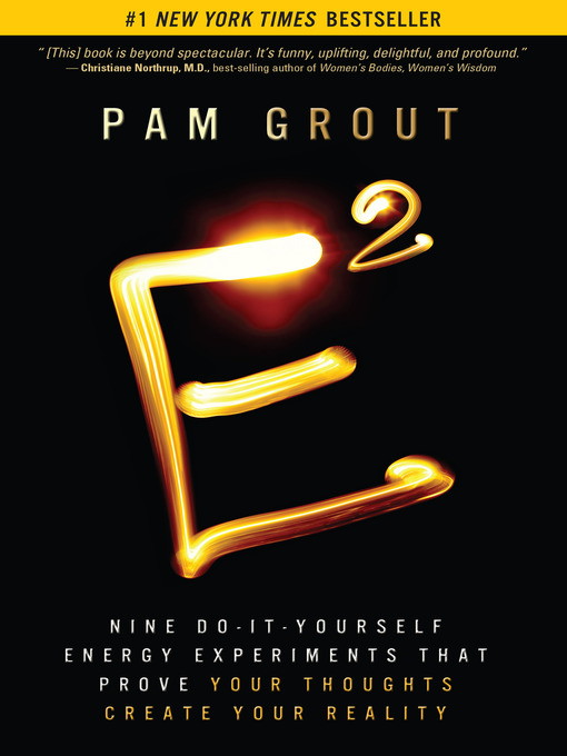 Title details for E-Squared by Pam Grout - Available