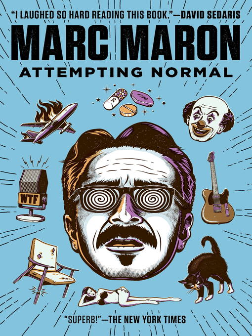 Title details for Attempting Normal by Marc Maron - Available