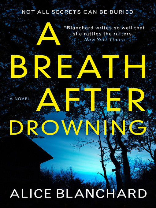 Title details for A Breath After Drowning by Alice Blanchard - Available