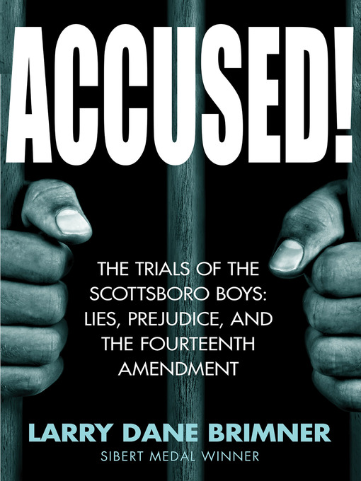 Title details for Accused! by Larry Dane Brimner - Available