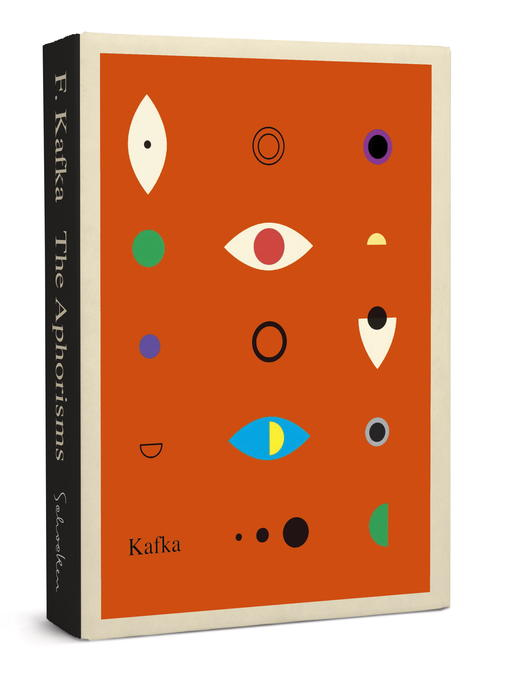 Title details for Aphorisms by Franz Kafka - Available