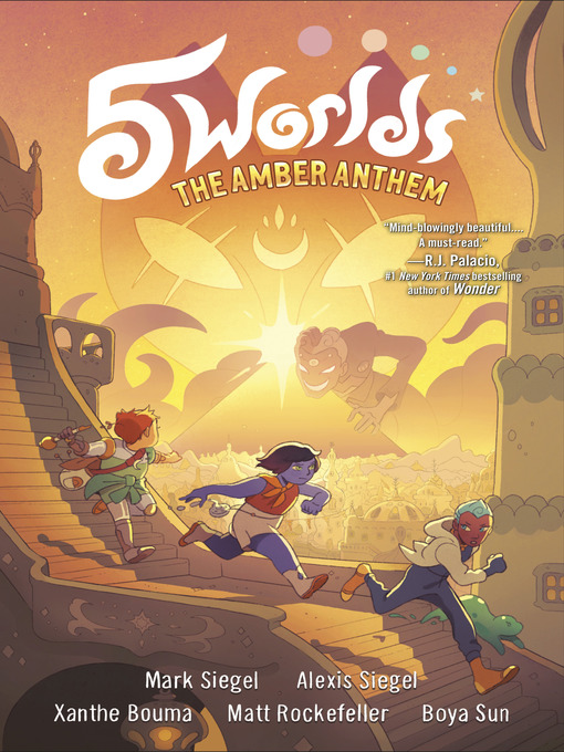 Title details for 5 Worlds Book 4 by Mark Siegel - Wait list