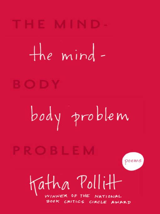 Cover of The Mind-Body Problem