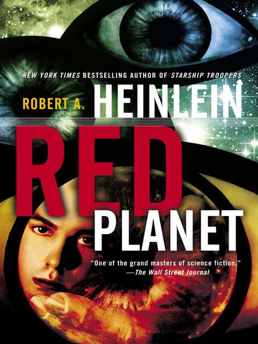 Title details for Red Planet by Robert Heinlein - Wait list