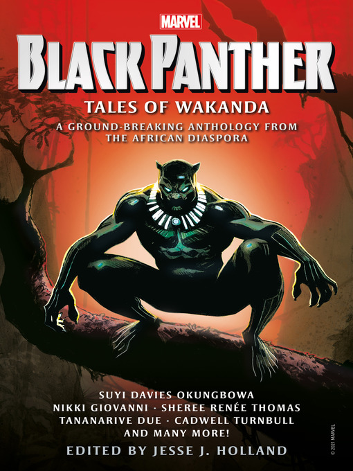 Title details for BLACK PANTHER by Jesse J. Holland - Available