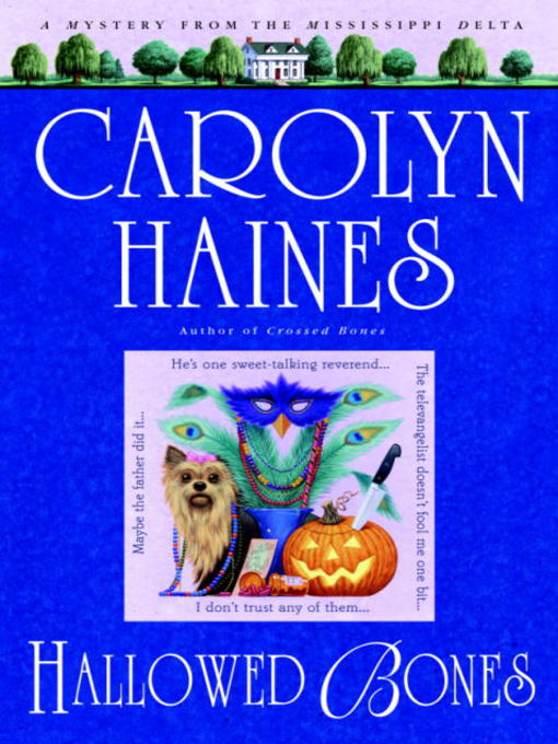 Title details for Hallowed Bones by Carolyn Haines - Available