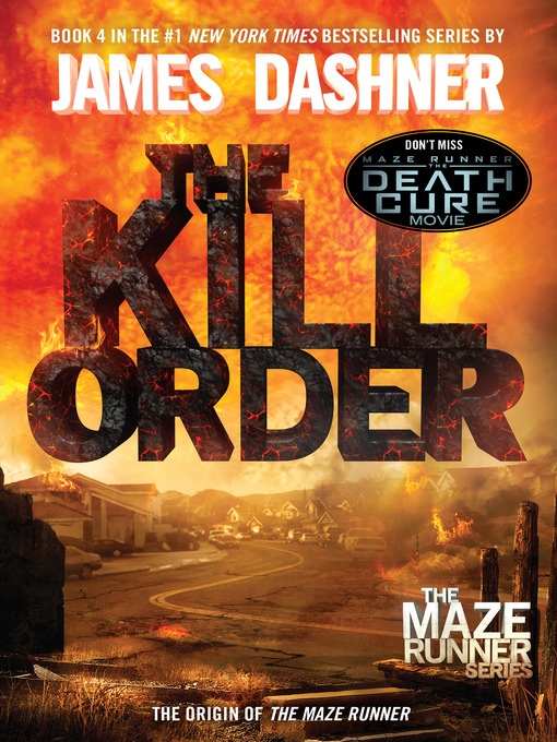 Title details for The Kill Order by James Dashner - Wait list
