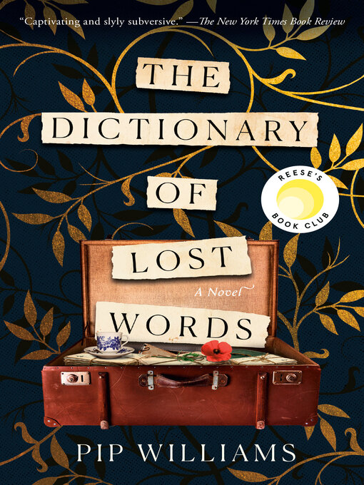 Title details for The Dictionary of Lost Words by Pip Williams - Wait list