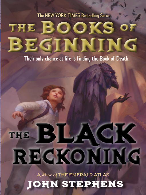 Title details for The Black Reckoning by John Stephens - Available