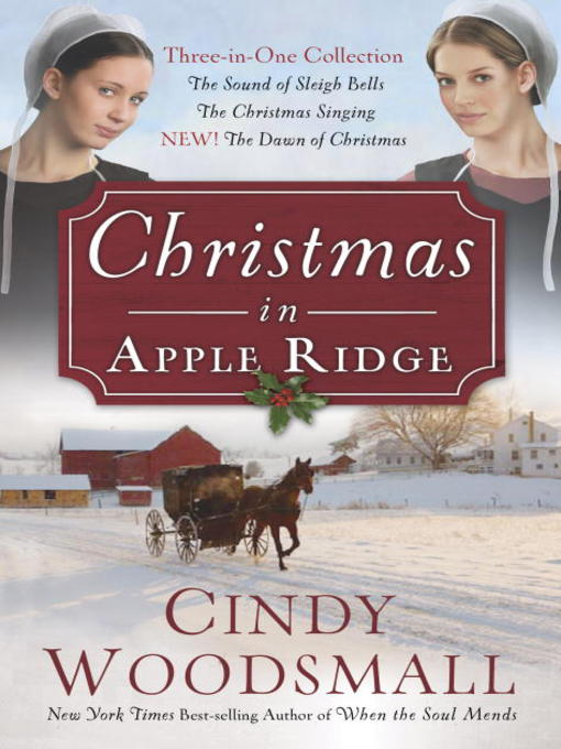 Title details for Christmas in Apple Ridge by Cindy Woodsmall - Available