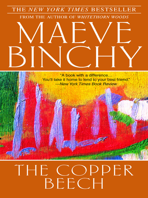 Title details for The Copper Beech by Maeve Binchy - Available