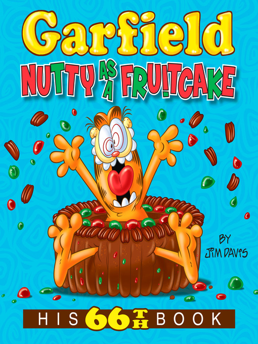 Cover image for Garfield Nutty as a Fruitcake
