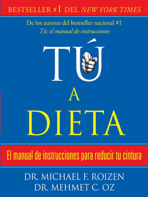 Title details for tú, a dieta by Michael Roizen - Available