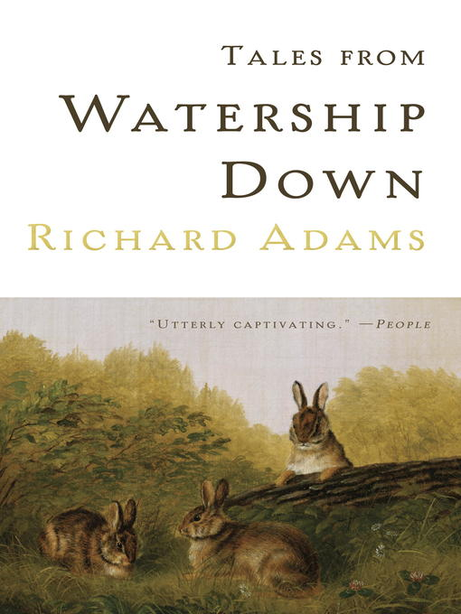 Title details for Tales from Watership Down by Richard Adams - Wait list