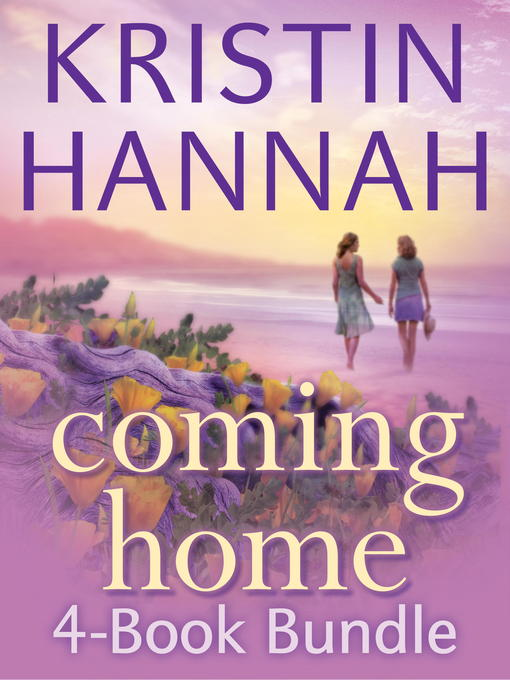 תמונת כריכה של Kristin Hannah's Coming Home 4-Book Bundle