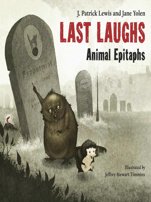 Title details for Last Laughs by Patrick J. Lewis - Available