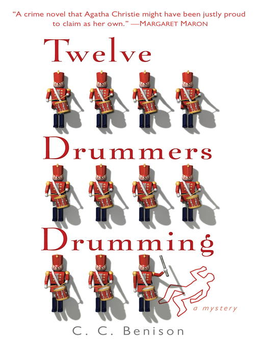 Title details for Twelve Drummers Drumming by C. C. Benison - Wait list