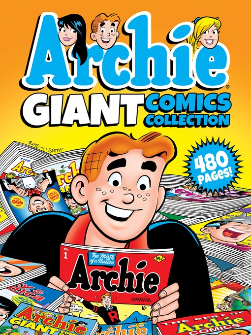 Title details for Archie Giant Comics Collection by Archie Superstars - Available
