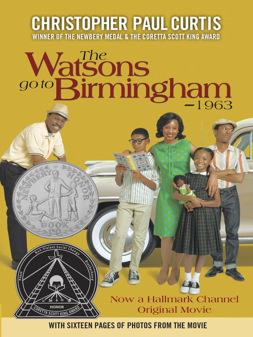 Title details for The Watsons Go to Birmingham—1963 by Christopher Paul Curtis - Wait list