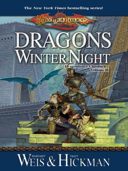 Title details for Dragons of Winter Night by Margaret Weis - Available