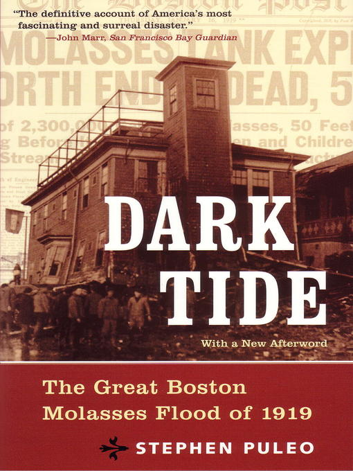 Title details for Dark Tide by Stephen Puleo - Available