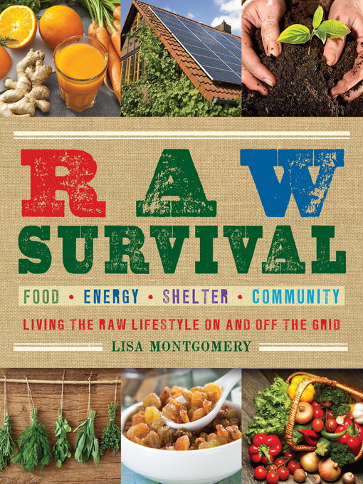 Title details for Raw Survival by Lisa Montgomery - Available